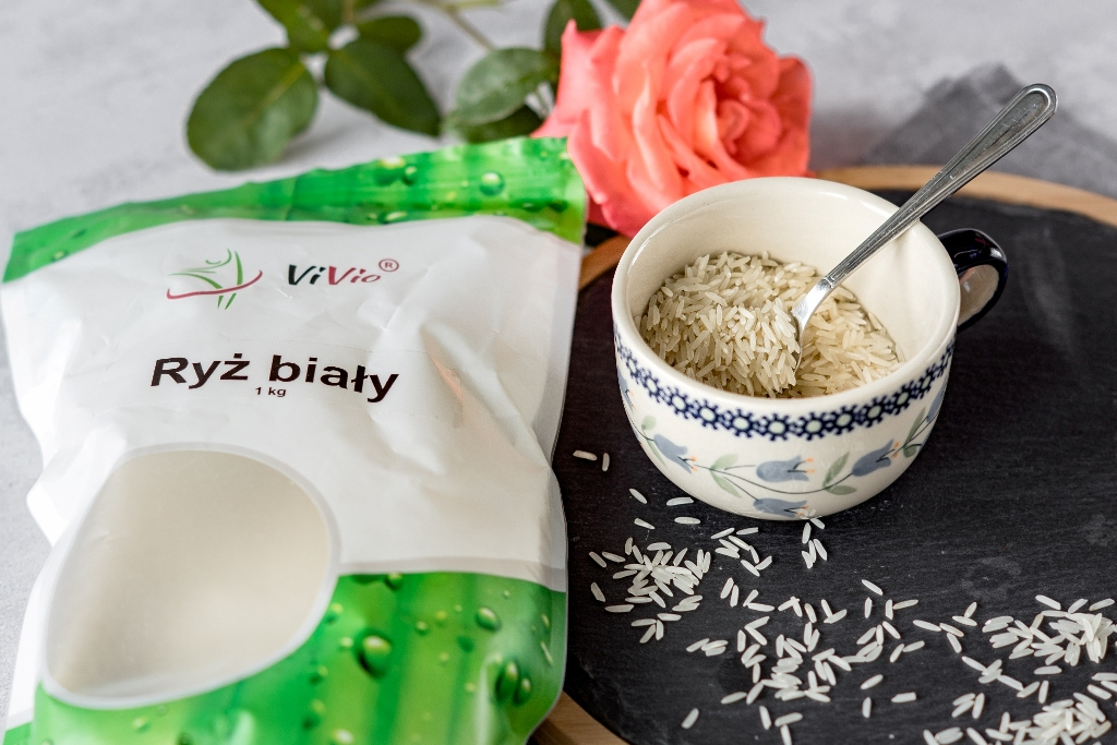 ryż biały Basmati