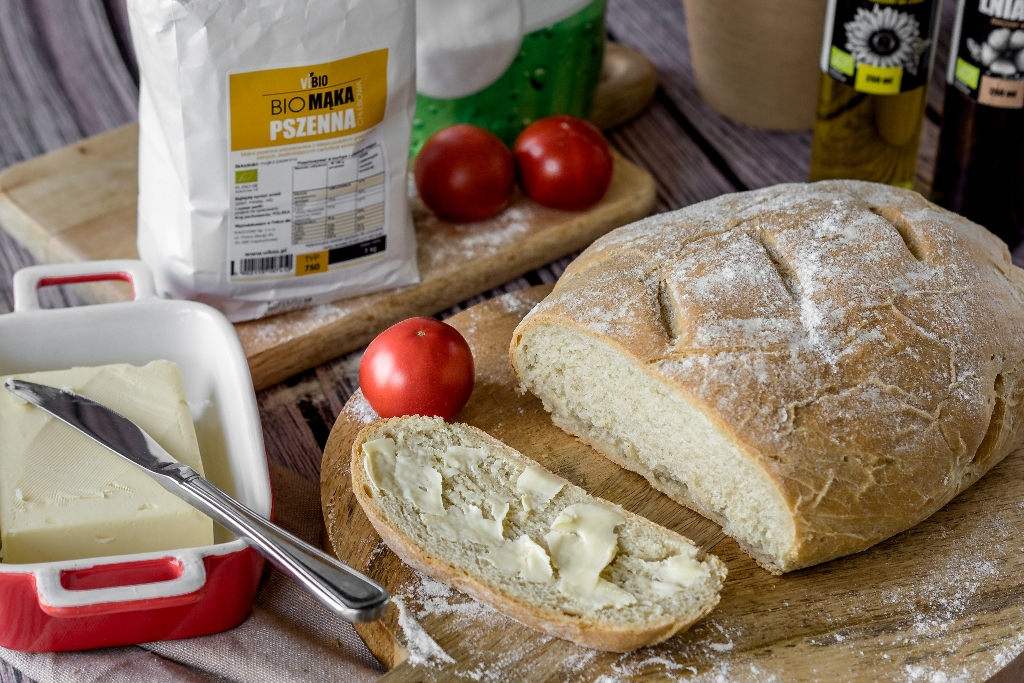 mąka pszenna chlebowa