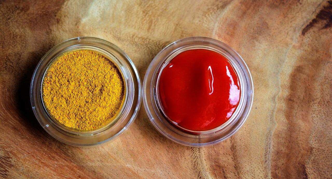 curry mielone