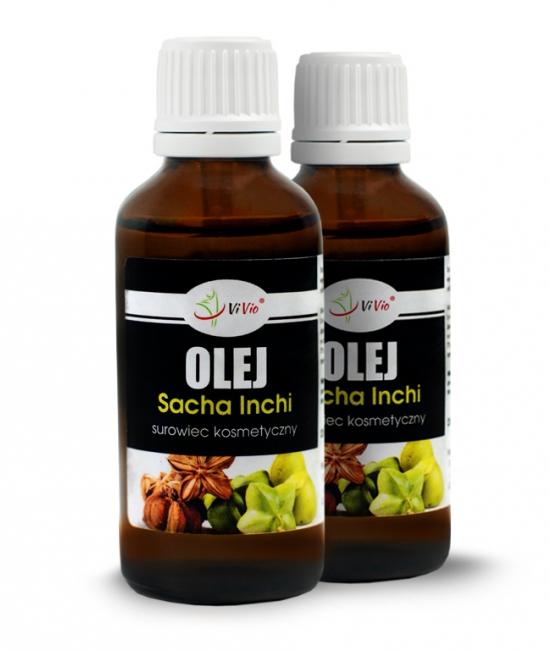 Zestaw 2 za 1 Olej Sacha Inchi 30ml