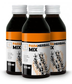 Para Herbal Mix 125ml SUNVIO Zestaw 3 za 2