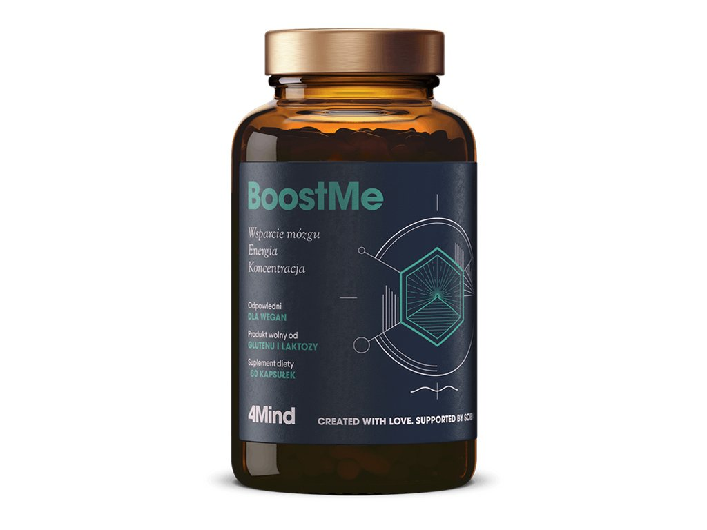 4Mind BoostMe 60 kaps. HealthLabs