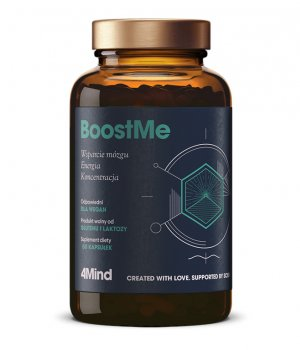 4Mind BoostMe 60 kaps. HealthLabs