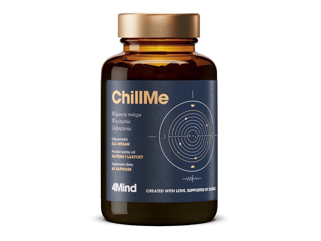 4Mind ChillMe 60kaps. HealthLabs