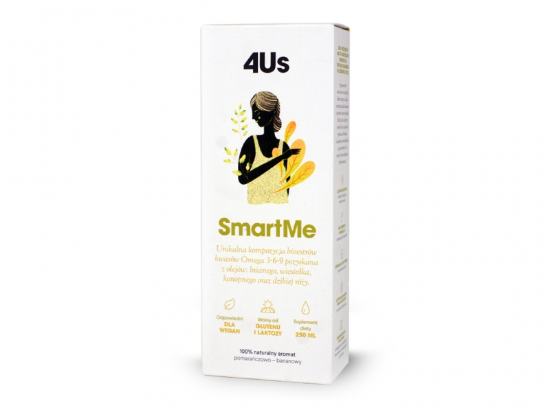 Image of 4US SmartMe 250ml