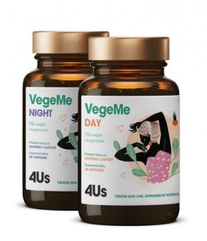 4Us VegeMe 60 kaps. HealthLabs