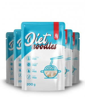 5X Diet Noodles 200g Konjack makaron Cheat Meal