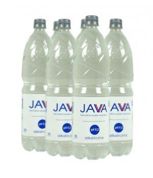 Woda Java, woda alkaiczna 6 sztuk, cena, zastosowanie