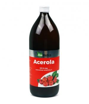 Acerola 1L naturalna witamina C EkaMedica