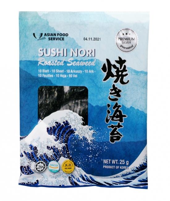 Algi Morskie do sushi 25g
