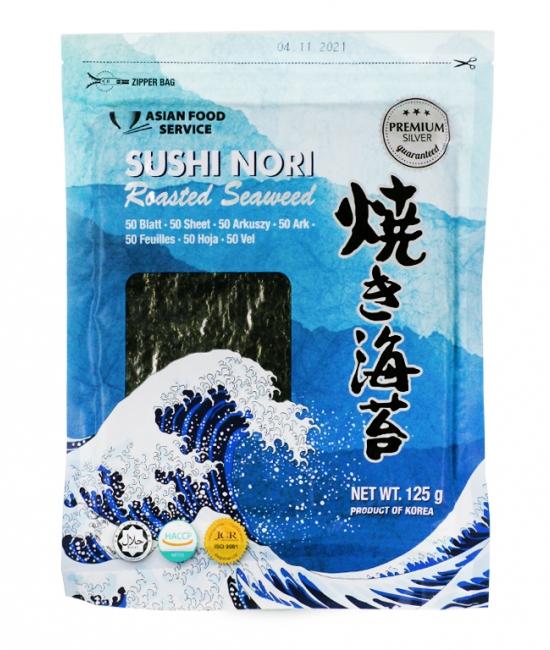 Algi Morskie do Sushi 125g