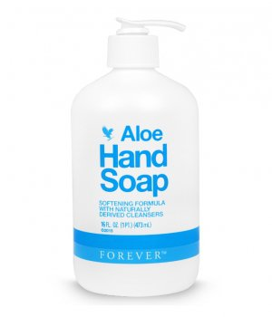 Aloe hand soap 473ml FOREVER