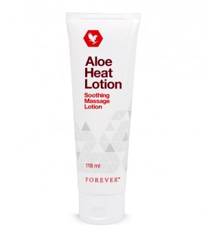 Aloe heat lotion 118ml FOREVER