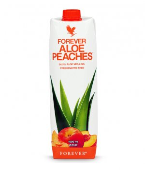 Aloe peaches 1000ml FOREVER