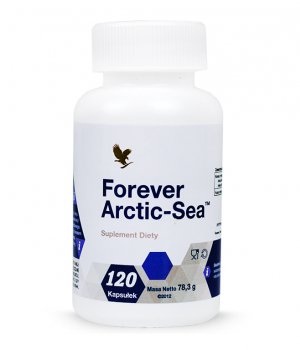 Arctic-sea 120 tabletek FOREVER