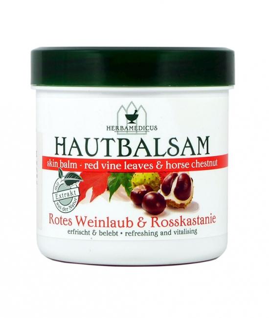 Balsam z ekstraktem liści winogron i kasztanowca 250ml
