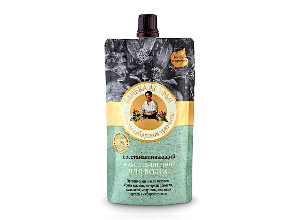 Bania Agafii - szampon do włosów rosyjski, syberyjski 100ml