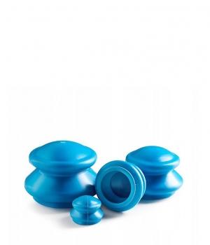 Bańki chińskie gumowe 4 szt. 4Fizjo