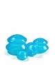 Bańki chińskie silikonowe 4 szt 4Fizjo