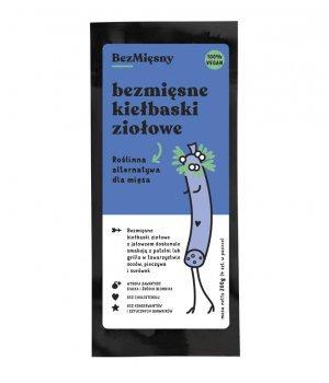 Bezmięsne kiełbaski ziołowe 200g