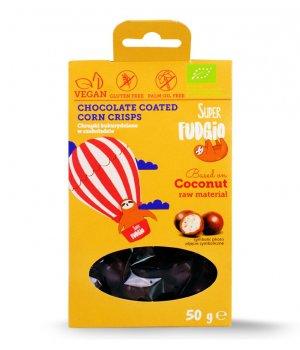BIO Chrupki w czekoladzie 50g Me Gusto