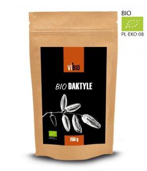 Ekologiczne Daktyle 250g Daktyl organiczny BIO