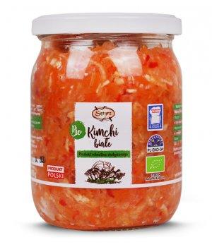 BIO Kimchi białe 450g Sątyrz