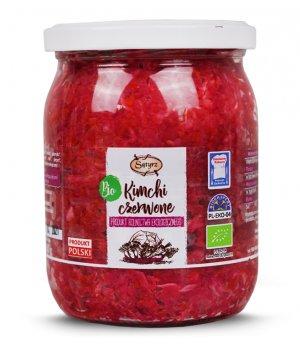 BIO Kimchi czerwone 450g Sątyrz