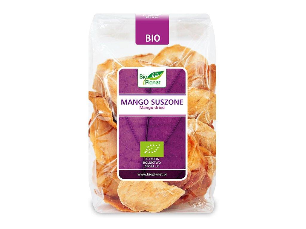 Bio Mango suszone 400g Bio Planet