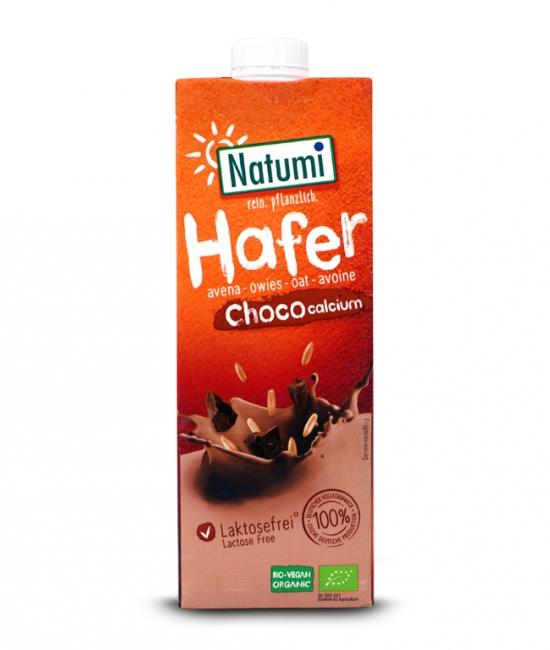 BIO Napój owsiano-czekoladowy 1000ml Natumi