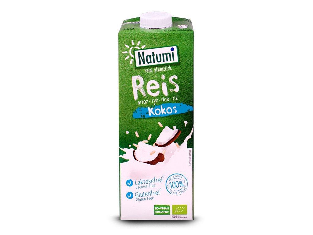BIO Napój ryżowo-kokosowy 1000ml Natumi