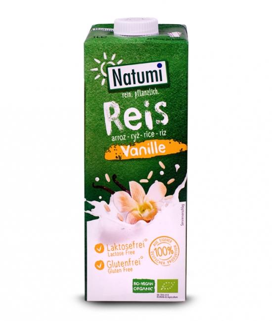 BIO Napój ryżowo-waniliowy 1000ml Natumi
