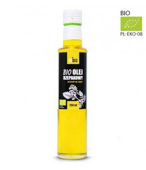 BIO Olej rzepakowy 250ml