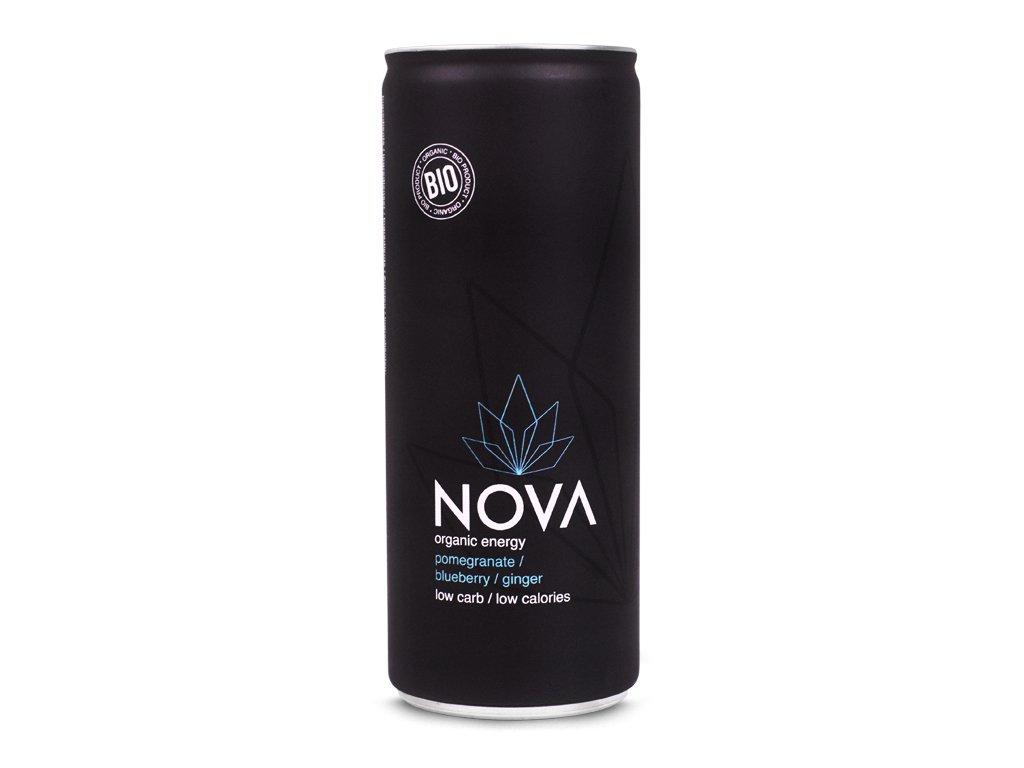 BIO Energetyczny napój granat 250ml NOVA