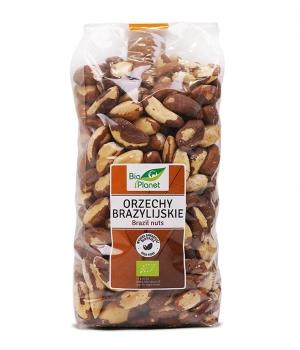 BIO Orzechy brazylijskie 1kg BIO PLANET