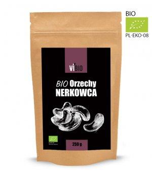 BIO Orzechy nerkowca 250g VIVIO