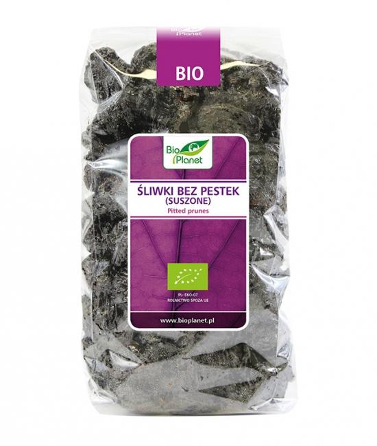 Bio Śliwki bez pestek suszone 1kg Bio Planet