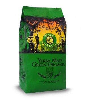 BIO Yerba green organic 400g, yerba zielona