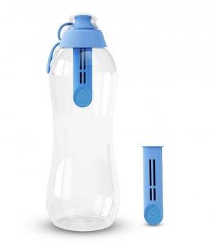 Butelka filtrująca 700ml niebieska DAFI