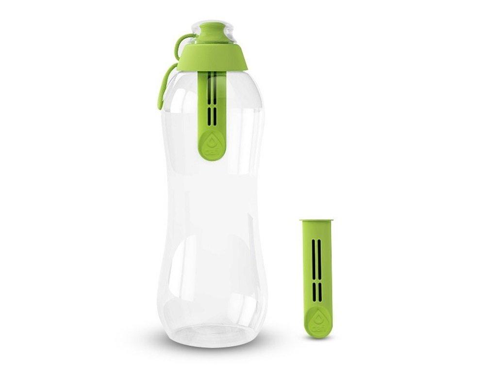Butelka filtrująca 700ml zielona DAFI