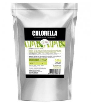 Chlorella cena proszek, opinie, właściwosci dawkowanie