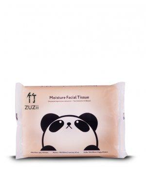Chusteczki bambusowe higieniczne z balsamem 40szt ZUZii