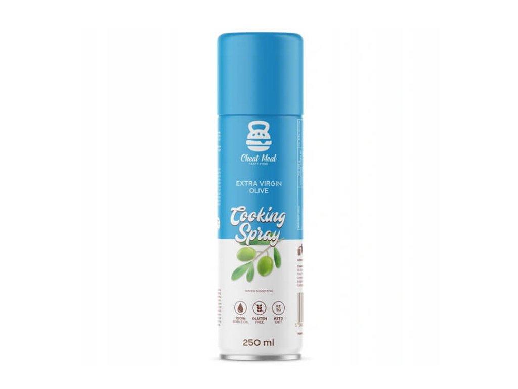 Coocing Spray 250ml Ext. Virg. Olive Cheat Meal