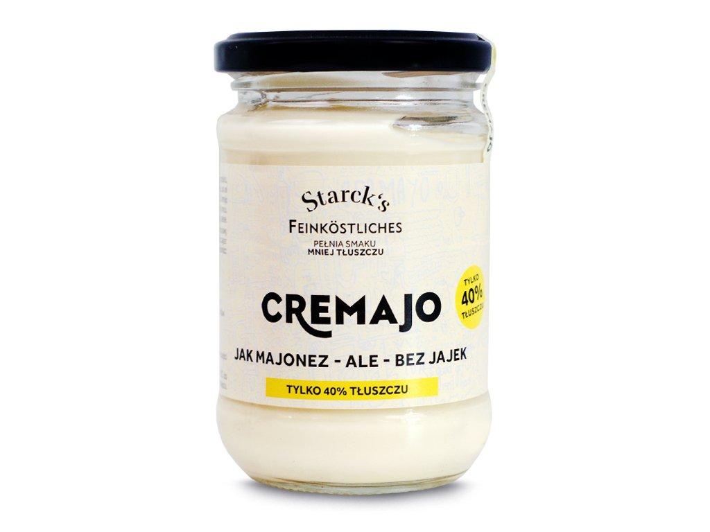 Majonez wegański 40% Cremajo 270g Starck's