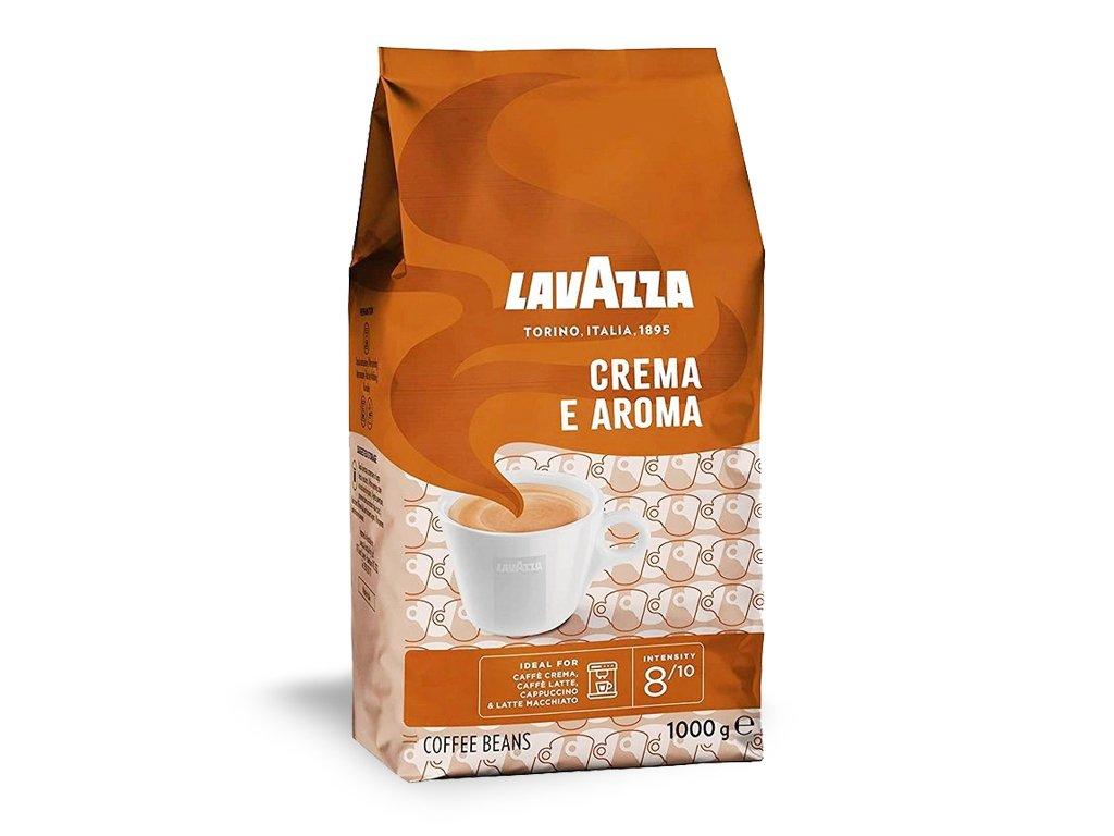 Kawa ziarnista Crema e'Aroma 1kg Lavazza