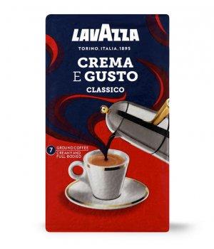 Kawa mielona Crema e'Gusto classico 250g Lavazza