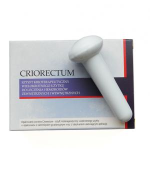 Criorectum lek na hemoroidy, opinie, właściwości