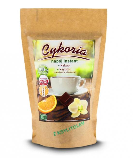 Cykoria kawa instant z ksylitolem cena, właściwości
