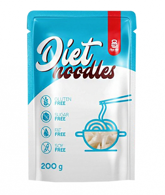 Konjac makaron Diet Noodles 200g Cheat Meal