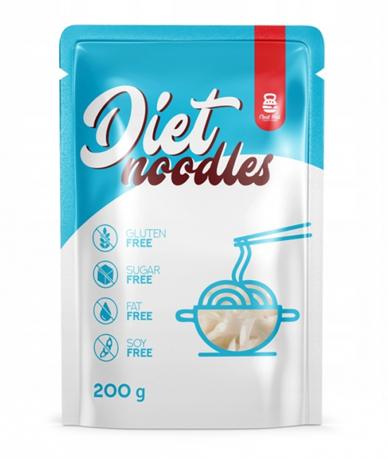 Diet Noodles 200g Konjack makaron Cheat Meal